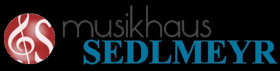 Musikhaus Sedlmeyr Onlineshop-Logo