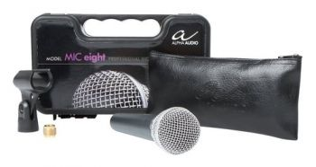 Alpha Audio Mic 8