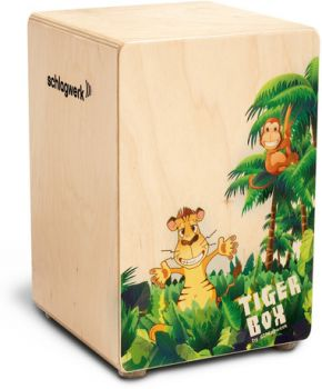 Schlagwerk CP400 Tiger Box