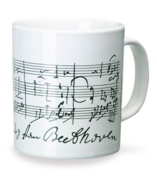 Vienna World Tasse Beethoven