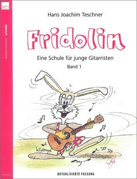 Fridolin Gitarrenschule Band 1