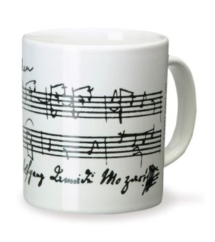 Vienna World Tasse Mozart